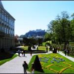 Mirabell Park in Salzburg
