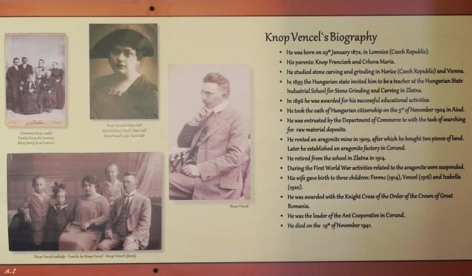 Knop Vencel's story