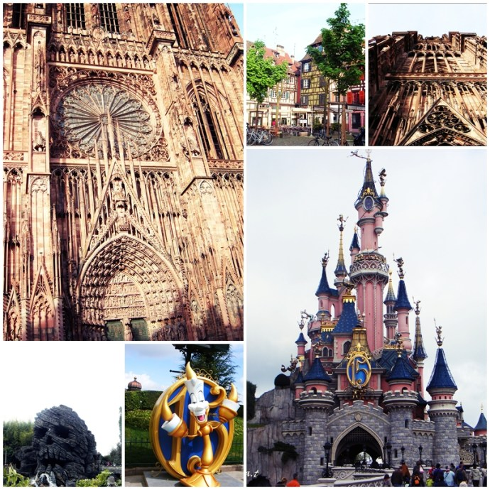 France: Disneyland Paris & Reims