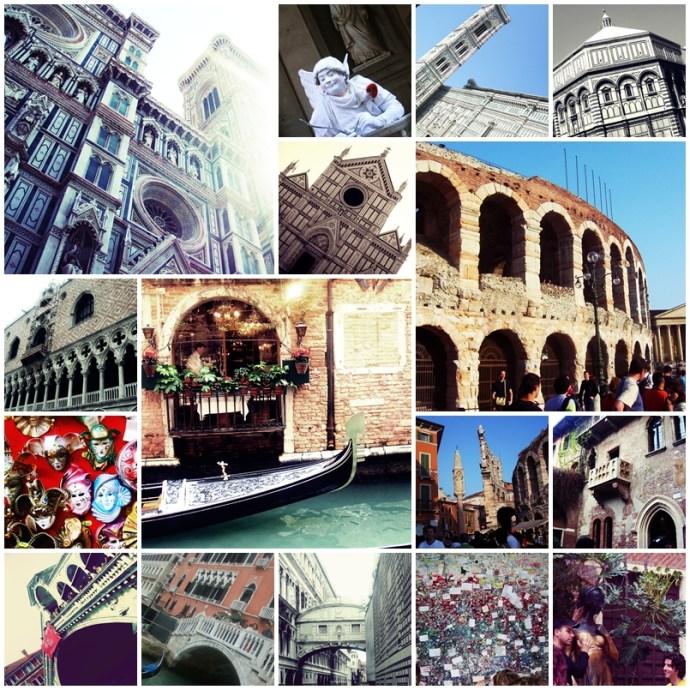 Italy: Florence, Venice & Verona