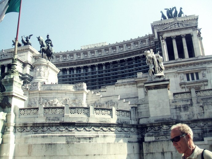 Monument of Vittorio Emanuele II