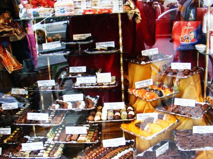 chocolate, chocolate and more chocolate!