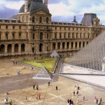 The Louvre from the inside
