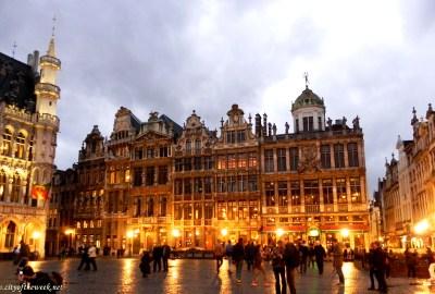 10. Brussels, Belgium