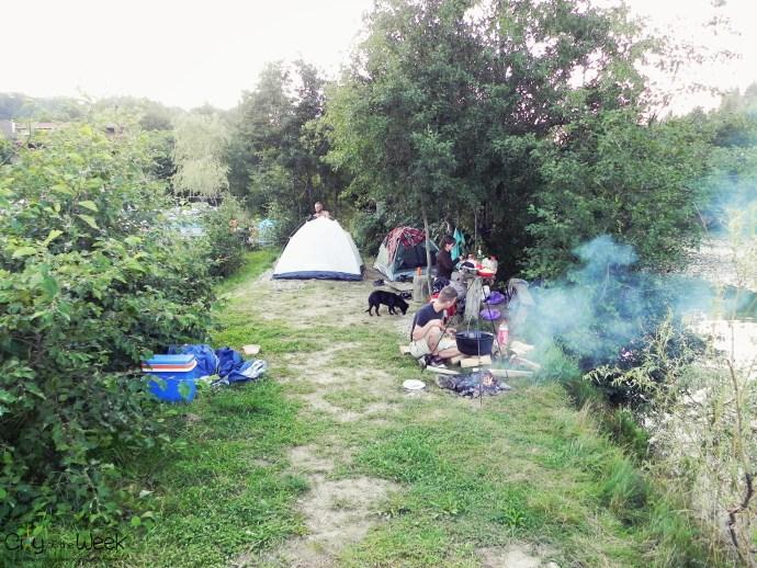camping Colibita