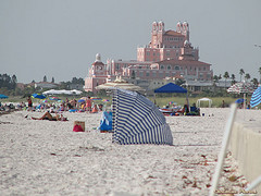 Loews Don CeSar Hotel - image via Flickr by DixieHwy