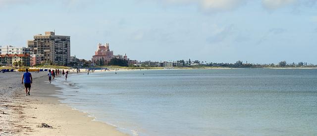 St Pete Beach - image via Flickr by Karl Davison
