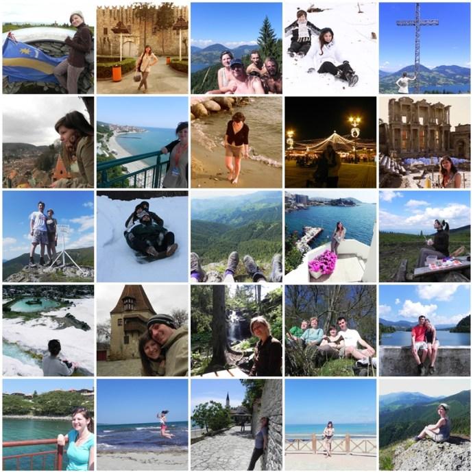 Adventures of 2014