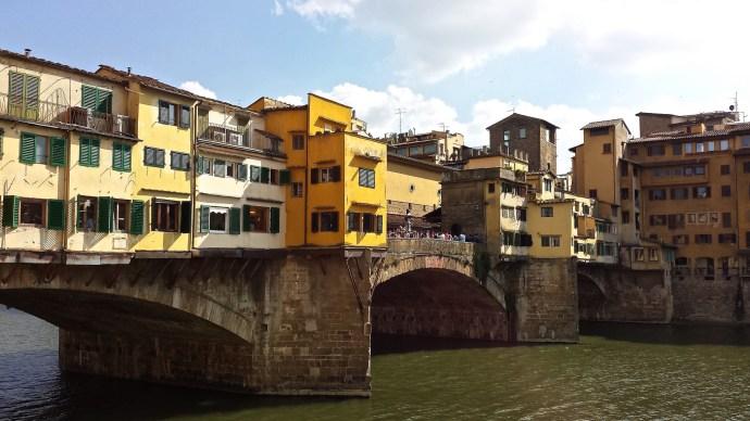 Ponte Vecchio - image via Flickr by Alessandro Gambardella