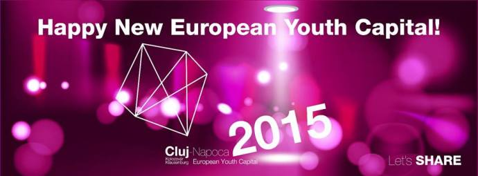 Photo source: Youth@Cluj-Napoca 2015 Facebook page