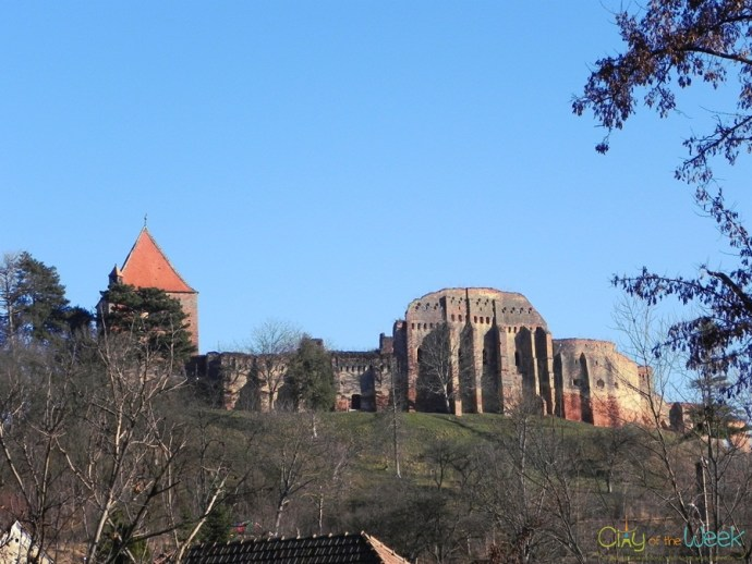 Slimnic Fortress | Fortified Churches