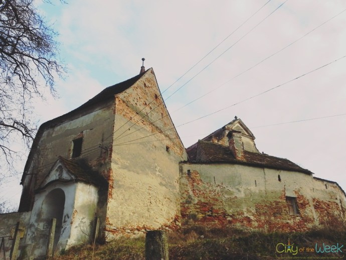 Agarbiciu Fortification | Fortified Churches