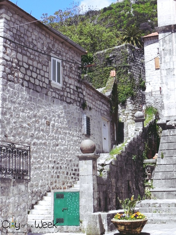 walking around Perast