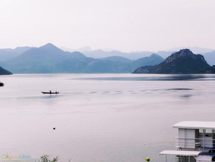 Skadar Lake, Montenegro