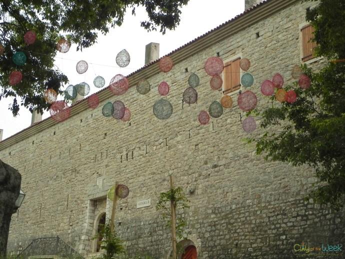 Budva Old City Walls, Montenegro