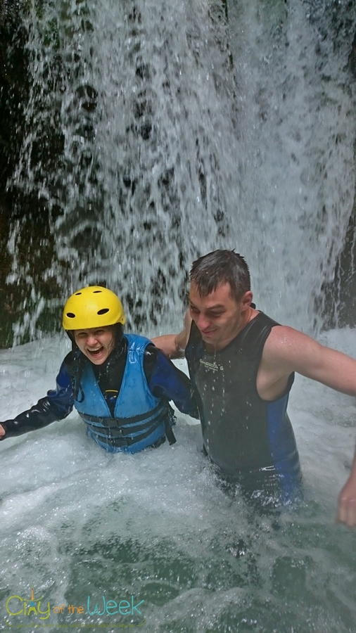 The Waterfall Experience!