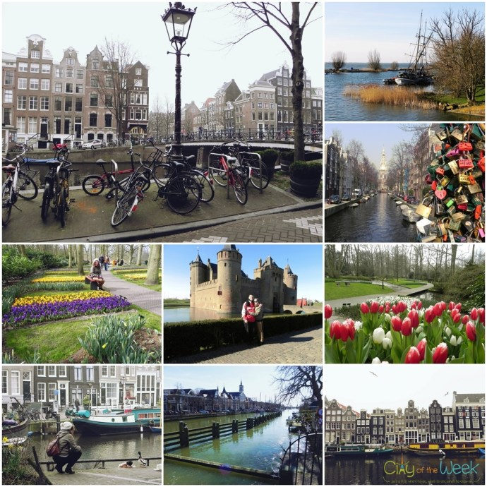 Memories of Amsterdam 2015