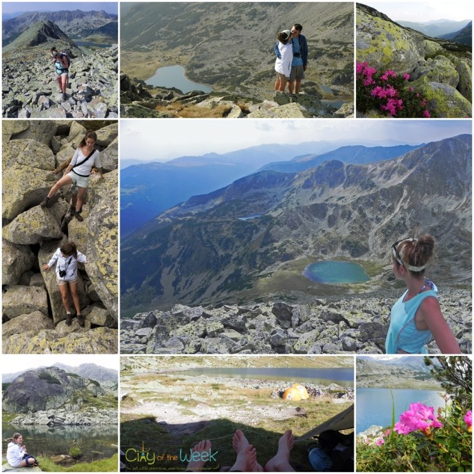 Memories of the Retezat Mountains 2015