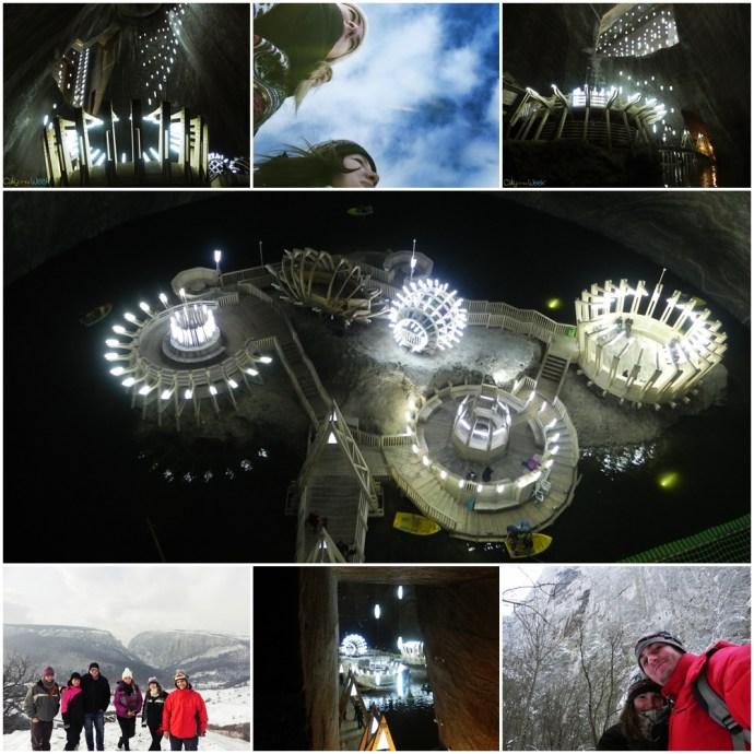 Memories of Turda Gorge and Salt Mine, 2015