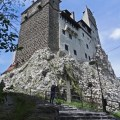 Bran Castle Facade