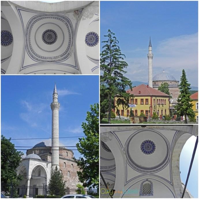 Mustafa Pasha Mosque, Skopje, Macedonia