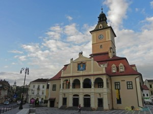 City Hall, Council Square Brasov