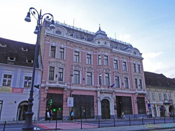 Czell Palace, Brasov