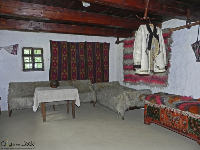 Traditional Romanian Houses, Bran Village Museum