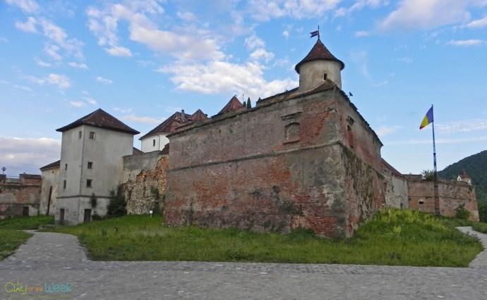 Fortress of Brasov