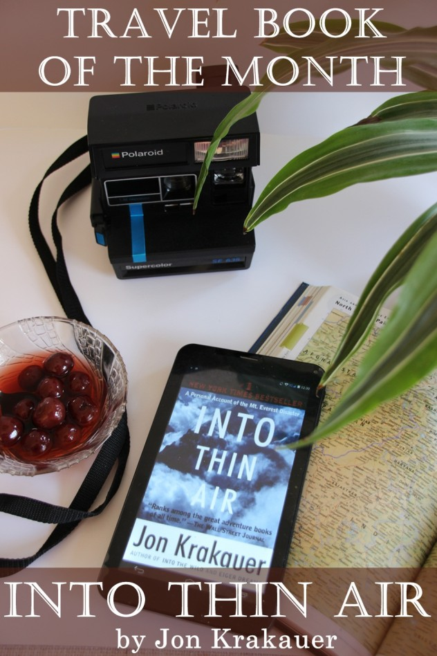 Into thin Air by Jon Krakauer book review
