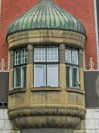 Windows of Novi Sad, Serbia