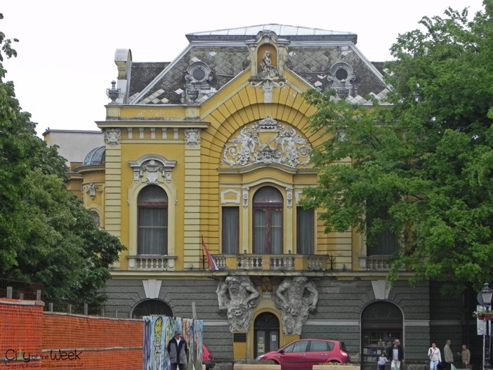 City Library Subotica