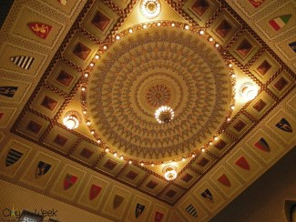 Subotica City Hall details