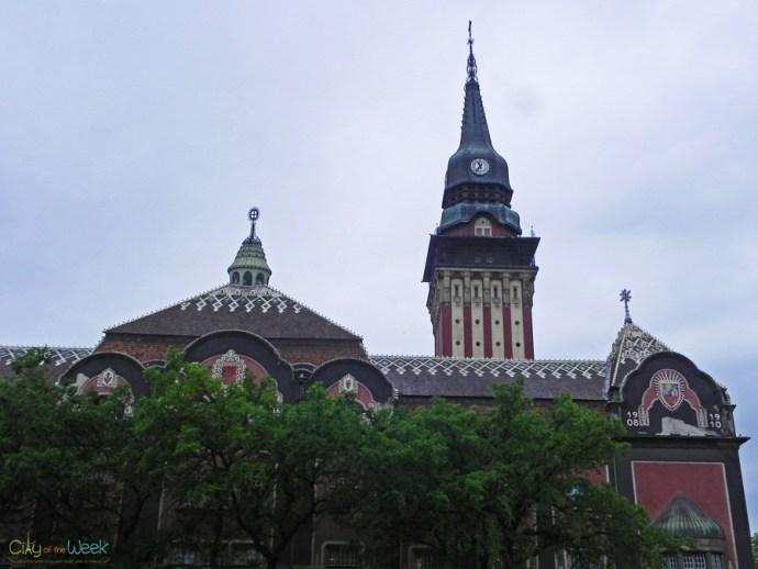 Subotica City Hall