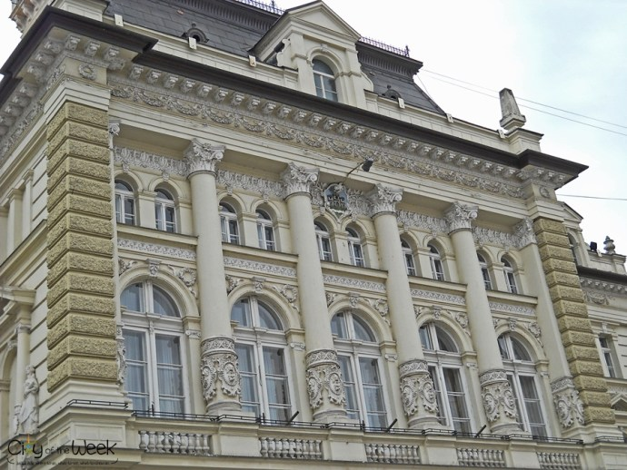 Architecture in Novi Sad