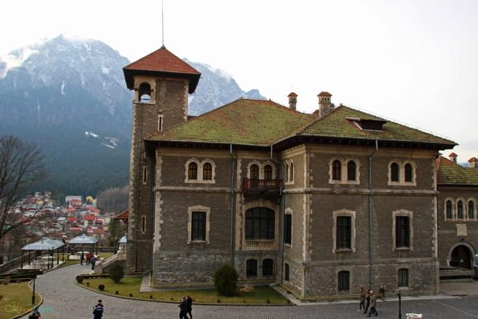 Cantacuzino Castle, Romania