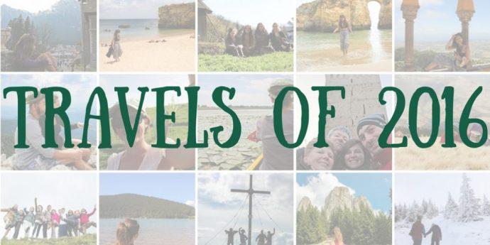 Travels of 2016 CityoftheWeek