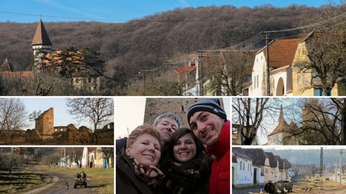 Must-See Fortified Saxon Churches near Sighisoara