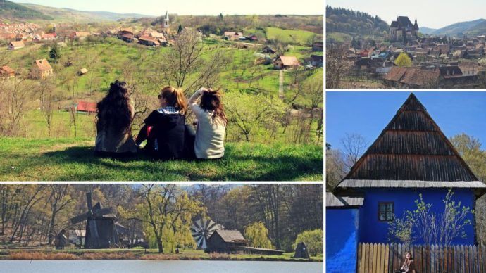 Girls getaway to Sibiu and Biertan