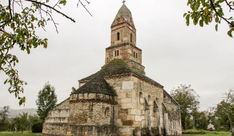 Densus, the oldest Stone Church in Romania