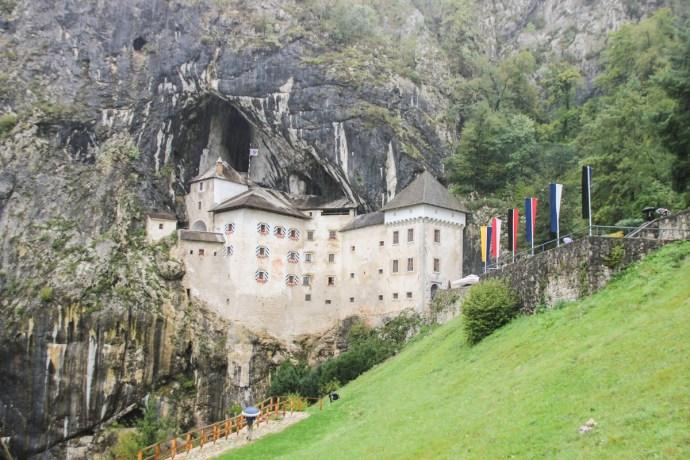 Slovenian Karst - Predjama Castle