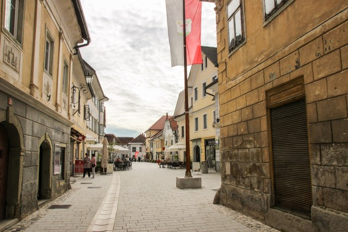 Radovljica Old Town, Lake Bled Area