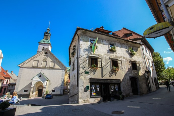 Skofja Loka Churches, Slovenia
