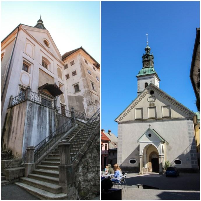 Skofja Loka Churches, Slovenia