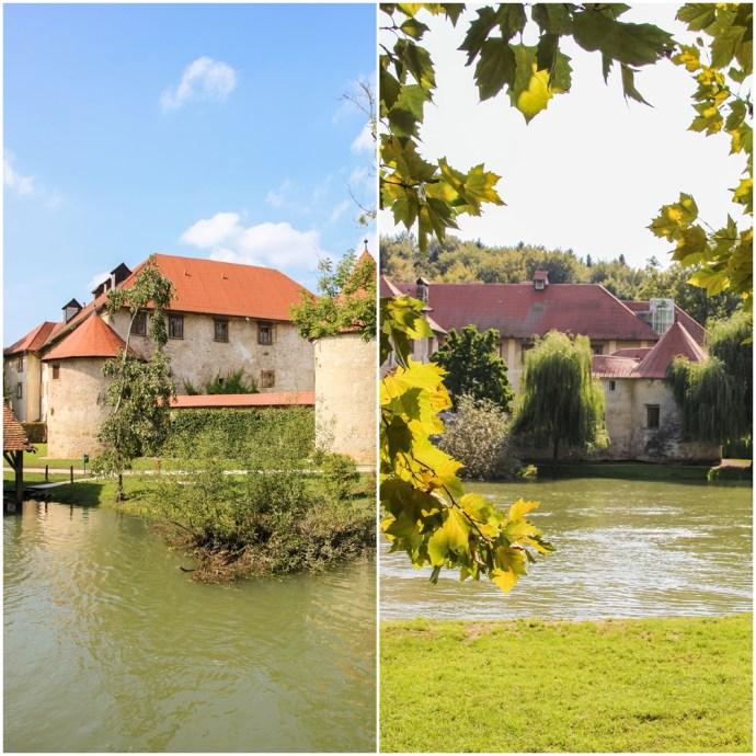 Otocec Castle, Dolenjske, Slovenia