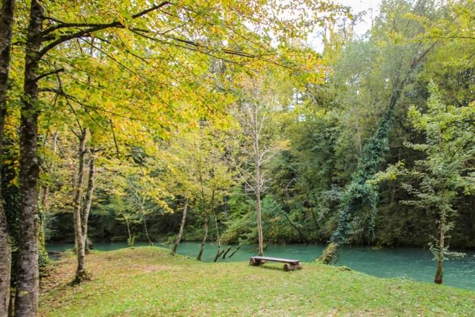 Krupa River Spring, Dolenjske, Slovenia