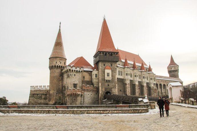 Corvin Castle, Visit Hunedoara County, Romania