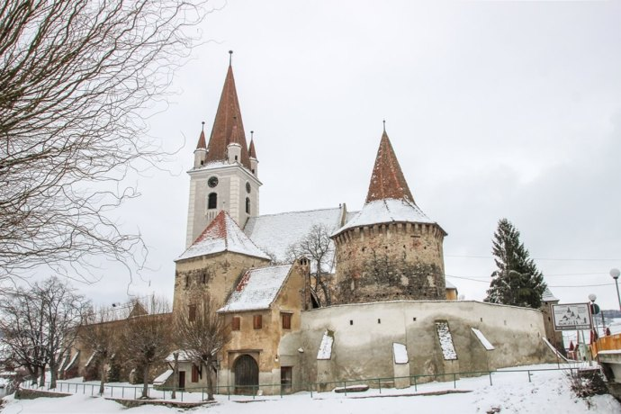 Cristian Church, Sibiu, Romania