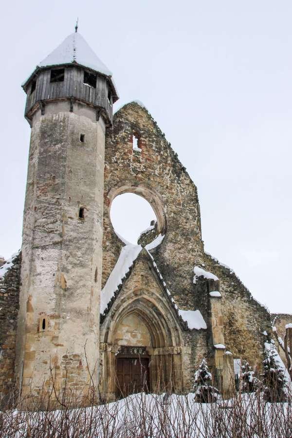 Carta Monastery, Sibiu, Romania