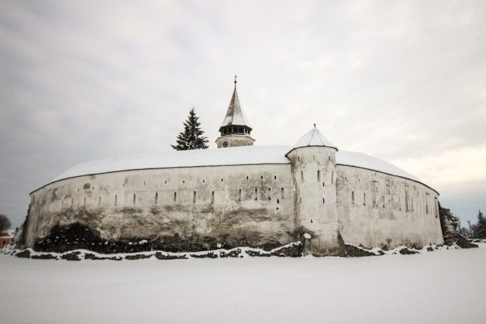 Prejmer Fortified Church, Brasov, Romania